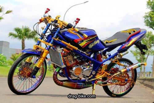 89+ Gambar Motor Drag Zr