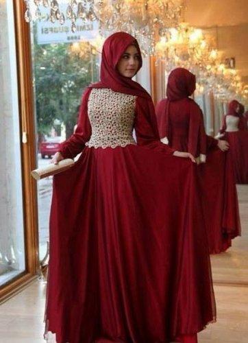 Simak Referensi 10 Padu Padan Dengan Baju Muslim Mewah Yang Cocok