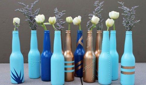 Terkeren 10+ Lukisan Bunga Di Botol Kaca - Gambar Bunga Indah