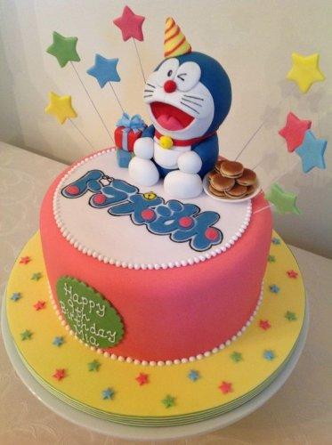 Tips Dan Ide Untuk Membuat Kue Ulang Tahun Doraemon Yang Spesial Untuk Anak Anak