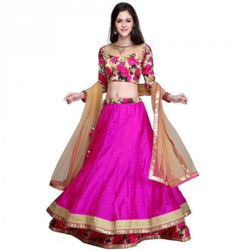eed1ce81d7742e 10 Latest Designs of Lehenga Blouses and How to Achieve the Perfect ...