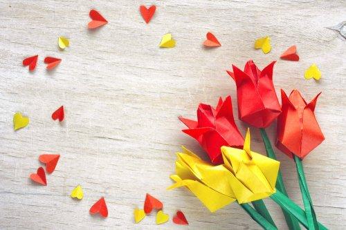 Bosan Saat Libur Yuk Bikin 10 Kerajinan Origami Ini Untuk Mengisi Waktu Luang