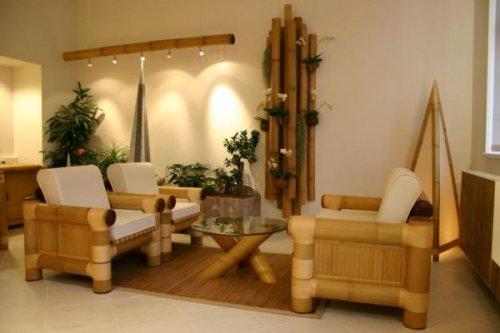 104 Desain Gambar Kursi Bambu Minimalis Terbaru