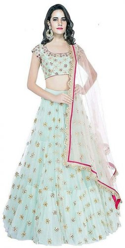 Get Your Hands On Some Of The Most Stylish And Gorgeous Lehengas For Girls 10 Lehengas For Girls Of All Ages 2020
