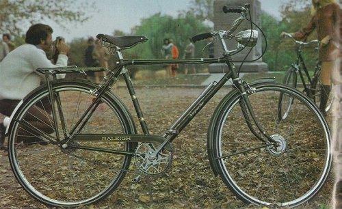 Suka Bersepeda Simak 12 Sepeda Raleigh Keren Plus Fakta Uniknya
