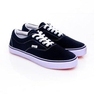 Salvo Sepatu Sneaker A03 - Hitam. Sumber gambar www.lazada.co.id. Bagi pria  ... 5b8ed68149
