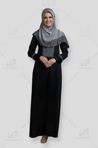 Elegan Dan Syar I Dengan Busana Gamis Rabbani Beserta 10
