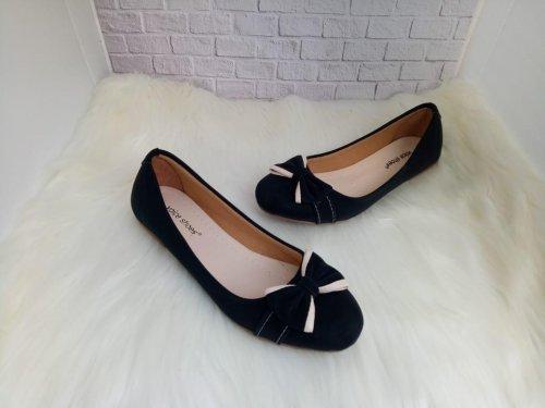 Fasahaya Sepatu Wanita Flat Shoes Balet Terbaru Murah FSB001 Cokelat.  Source · List Harga 40. Source · Arlaine Scania Flat Shoes cc3b6d163b