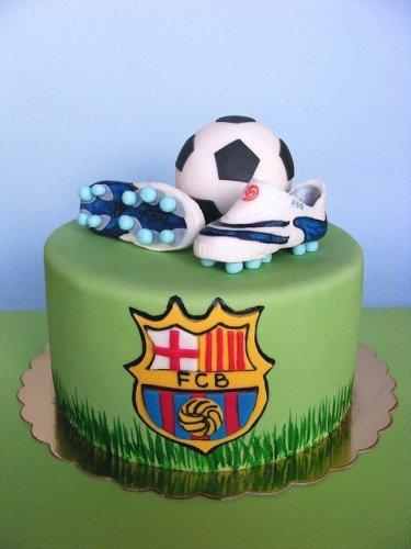 Ide Kue Ulang Tahun Sepak Bola Untuk Penggila Bola