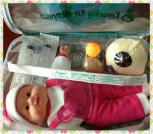 Boneka Full Body Peraga Konseling dari Leaflet. Sumber gambar ... 85b2d45007