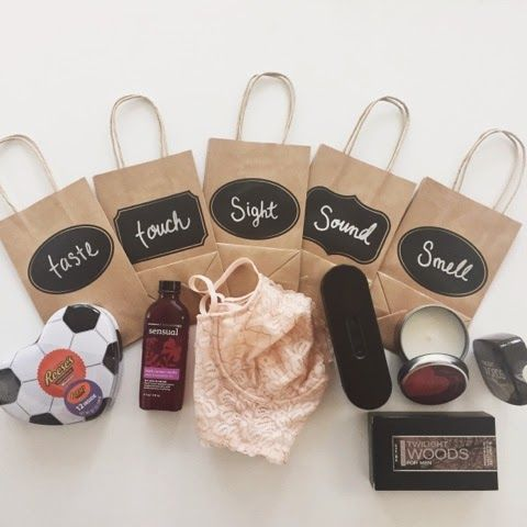 What Can Be Given as 5 Senses Gifts?