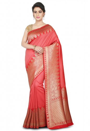 6d158eba4a4d82 10 Gorgeous Sarees for Engagement That Will Make You the Most ...