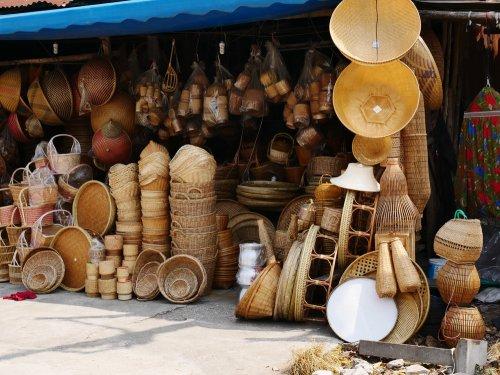 Wirausaha Kerajinan Bambu