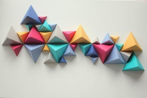 Yuk Buat 7 Hiasan Lucu Dan Unik Untuk Dinding Dari Kertas