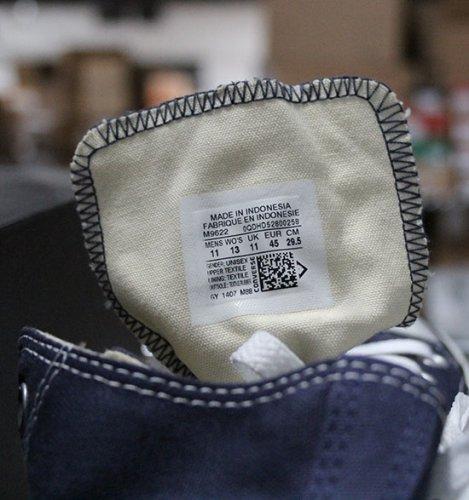 Cara Memilih Sepatu Converse All Star yang Asli dan 10 Pilihan Model ... 7236471e78