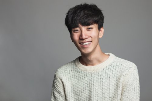 Artis Korea Gaya Rambut Korea Pria 1