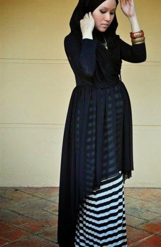 Yuk Intip 9 Model Baju Pesta Ibu Hamil Muslim Yang Akan Membuat