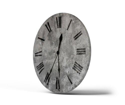 Jam ini bisa jadi dekorasi juga loh selain untuk penunjuk waktu. Bahkan  dengan adanya ragam bentuk unik ini jam dinding bisa jadi pajangan seni ... b078895412