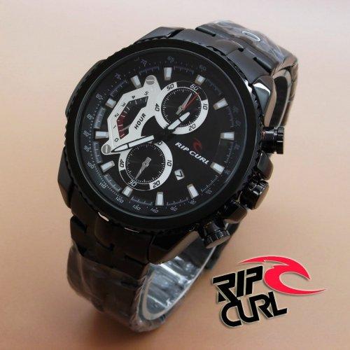 Gaya kasual keren dengan jam tangan pria Rip Curl original d1347378f1