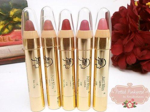 Hasil gambar untuk Lipstik matte just miss