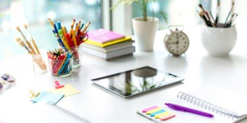 10 Peralatan Kantor Ini Wajib Kamu Miliki untuk Menunjang Pekerjaanmu
