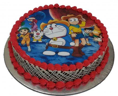 Tips Dan Ide Untuk Membuat Kue Ulang Tahun Doraemon Yang Spesial