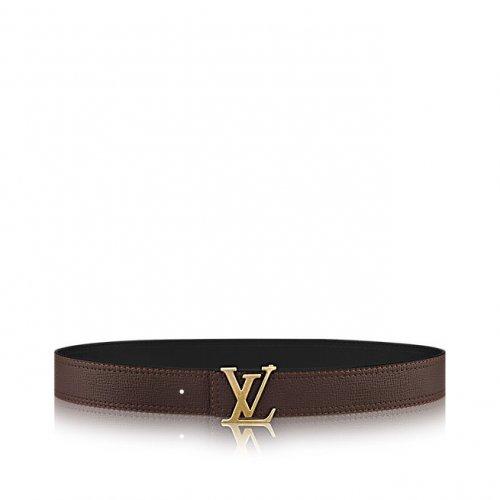 Louis Vuitton Initiales 40 mm Reversible 23de3b8c75