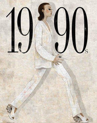 Tampil Keren dalam Gaya Fashion 90-an dengan Referensi 14+ Busana di ... 252ad739f2