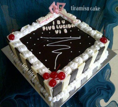 6 Resep Kue Ulang Tahun Cantik Dan Rekomendasi Kue Ulang Tahun Dari 3 Toko Kue Ternama Untuk Kejutan Putri Kecil Anda
