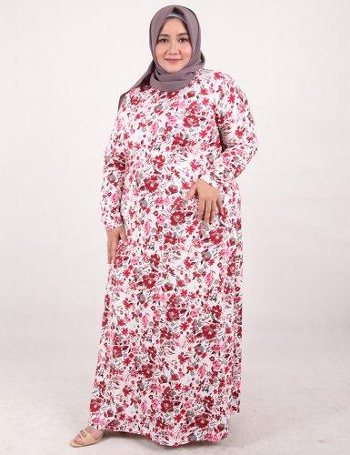 Tampil Menawan Dalam Tubuh Besar Dengan Mengenakan 10 Baju Muslim Jumbo Berikut Ini