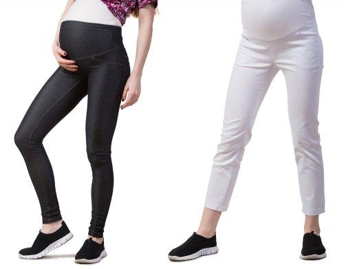 Tetap Nyaman Saat Masa Kehamilan Dengan Celana Hamil Berikut 10 Rekomendasinya
