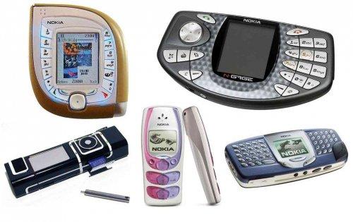 Mari Bernostalgia Bareng Dengan 10 Handphone Nokia Jadul Yang Pernah