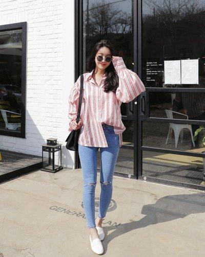 Fashion Musim Panas Korea Untuk Inspirasi Gaya Kekinian
