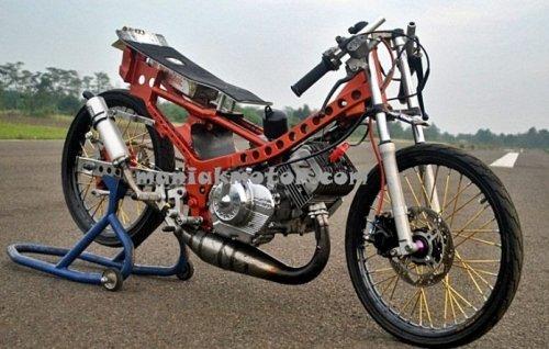 Mau Modifikasi Motor Untuk Drag Race Ini 10 Rekomendasi Motor