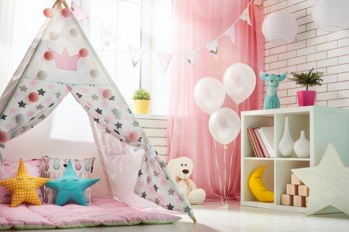 8 Rekomendasi Aksesori Kamar Tidur Anak Perempuan Yang Membuat Betah Dan Nyaman