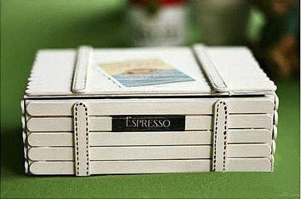 10 Ragam Kerajinan Tangan Menarik dari Stik Es Krim yang Bisa Anda ... af31228457