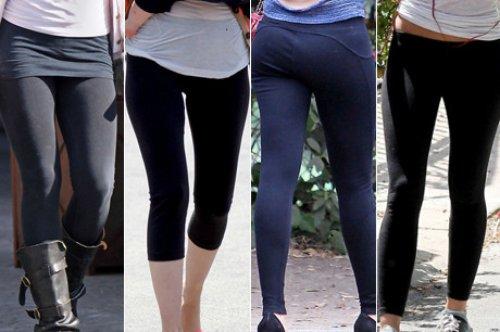 Cara Memilih Dan Memadupadankan Celana Legging Wanita Supaya Tampil Cantik Dan Serasi 2018
