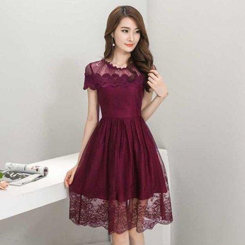 Tunjukkan Sisi Feminin Dan Cantikmu Dengan 10 Pilihan Dress Pendek