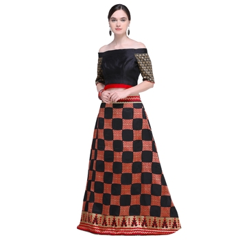 1db09a41ce Make A Splash With These 10 Gorgeous Lehengas For Party Wear That'll ...
