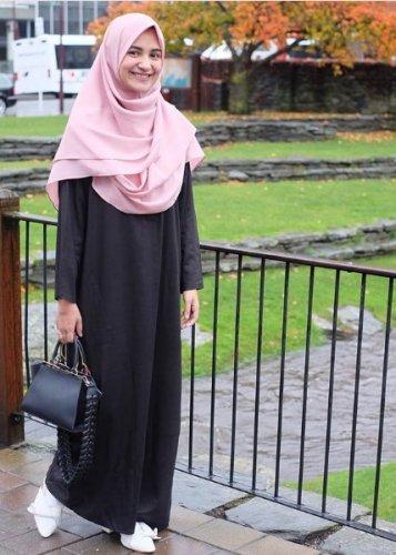Tren Hijab 2018 Makin Fashionable Inilah 10 Fashion Hijab Dari