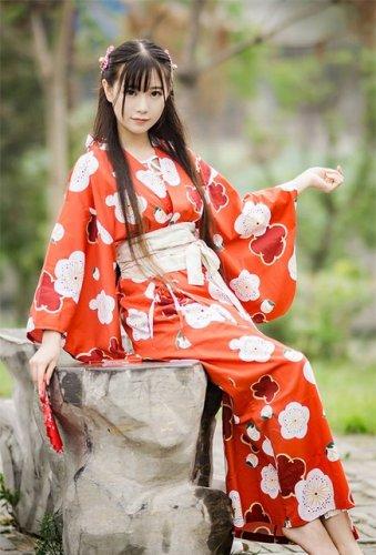 45 Koleksi Model Baju Kimono Korea Terbaru