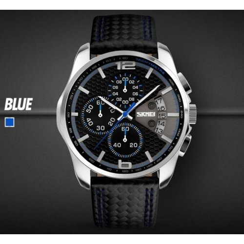 Sumber gambar www.skmei-watch.com. Jam tangan analog pria ... 6e84b9e191