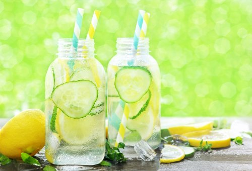 Enak Dan Segar Ini 9 Minuman Detox Buatan Sendiri Yang
