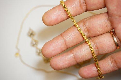 Ingin Gelang Untuk Tampil Elegan Ini Dia 9 Model Gelang Rantai Emas Dengan Desain Terkini
