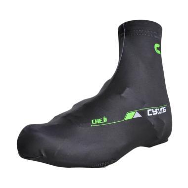 Selft Bike Cycling Shoe Pedal Lock Sarung Sepatu Sepeda - Black 379b412fcb