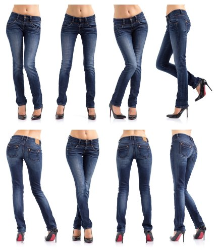 Mulai Dari Straight Jeans Hingga Jegging Yuk Intip 7 Celana Jeans Wanita Model Terbaru 2018