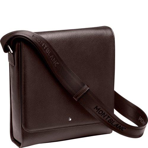 Produk-produknya punya kualitas tinggi dengan desain yang elegan dan mewah.  Begitu pula dengan tas kulit Mont Blanc. 55ad5622fe