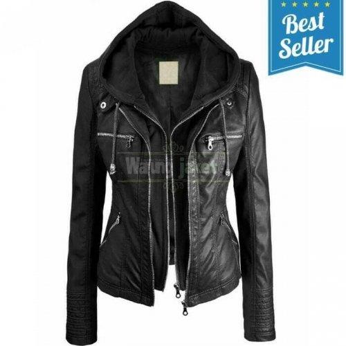 10 Pilihan Jaket Kulit Klasik untuk Pria dan Wanita yang Selalu ... 5d8a49e209