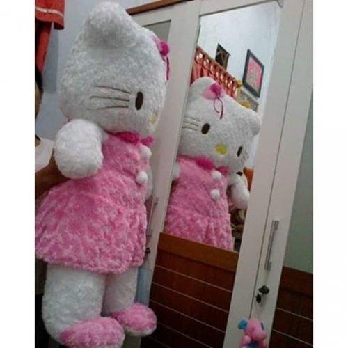 10 Boneka Hello Kitty Besar Sahabat Anak Perempuan 3adc996b04