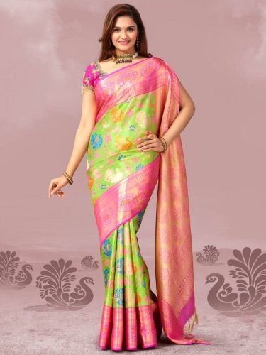 104e4b140e 12 Handpicked Sarees for Weddings to Look Your Best, Plus Get the ...